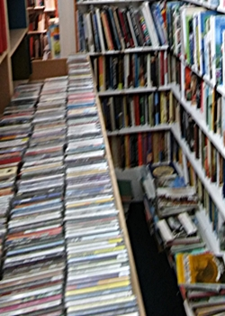 Ryde Book Shop - I.O.W. - new and used books - book search, book ordering, CDs and DVDs on Isle of Wight